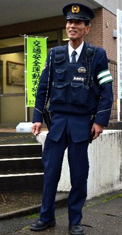 いつも見守りありがとう」34年、身近な警察官一筋の巡査部長|【西日本 ...
