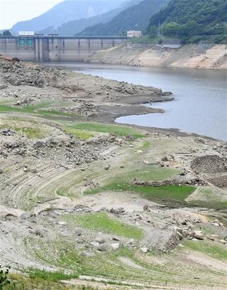 福岡 県 ダム 貯水 率 は