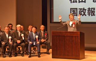 1強自民 内部対立の種 参院選九州7選挙区 分裂の懸念締め付けも ...