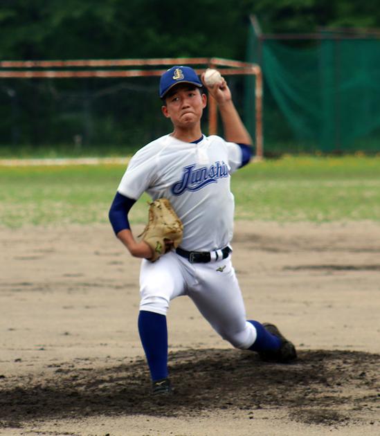 高校から投手の好左腕、旋風起こす 福岡・純真の矢島/注目の高校球児 ...