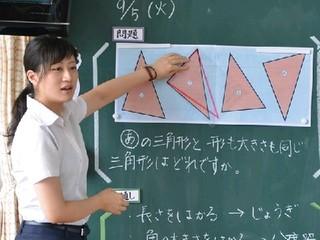 新任先生(1)大卒ストレート 一緒に成長したい 【西日本新聞ニュース】