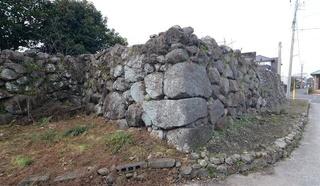 島原城の石垣解体後、発掘調査なし 市教委が地権者に伝え忘れ ...