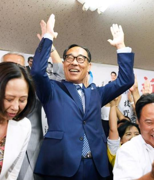 埼玉 補欠 選挙 速報