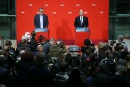 ドイツ、大連立政権発足へ メルケル首相4期目に|【西日本新聞ニュース】