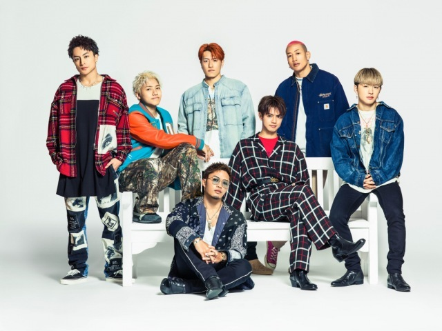 『COUNT DOWN TV』のゲストライブと「はなうた」コーナーに登場するGENERATIONS from EXILE TRIBE
