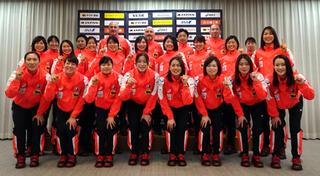 ハンドボール 世界 ランキング 女子 八代亜紀が女子ハンド世界選手権テーマソング歌唱 30日に地元熊本で開幕「皆で合唱できたら」―