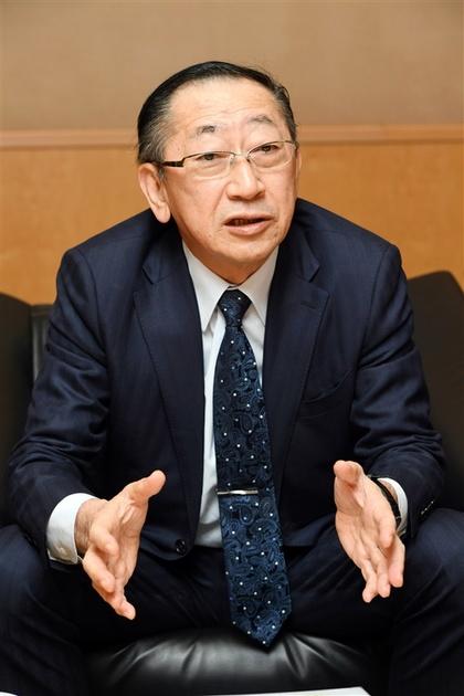 西日本新聞  フル規格最大の効果 JR九州社長・青柳俊彦氏
