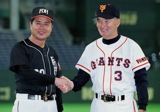 巨人に勝って日本一「野球がますます好きになりそうです。王貞治 ...