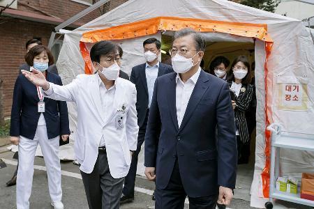 韓国 コロナ ウイルス