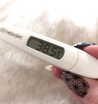 違う 体温計 に 測る たび