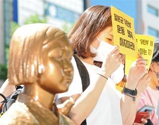 韓国 保革の対立に拍車 元慰安婦の象徴が支援団体を批判|【西日本新聞 ...