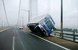 大橋 通行止め 瀬戸 瀬戸大橋が通行止めにある基準風速25m/s、なぜ通行止めが遅れたのか?