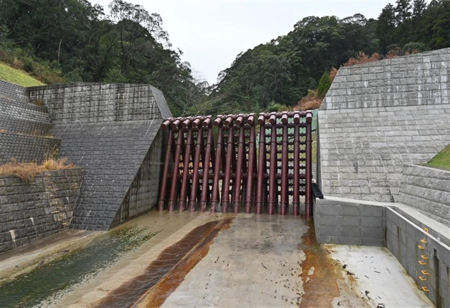 ダム 砂防