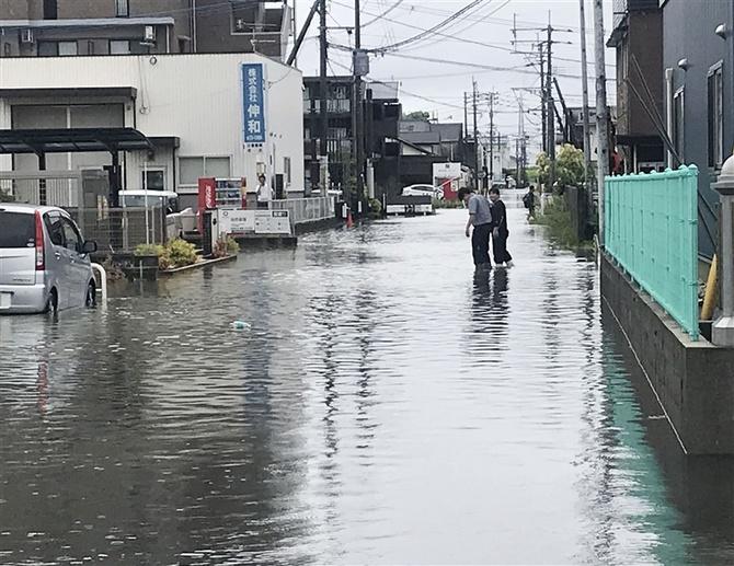 久留米 今日 の 天気