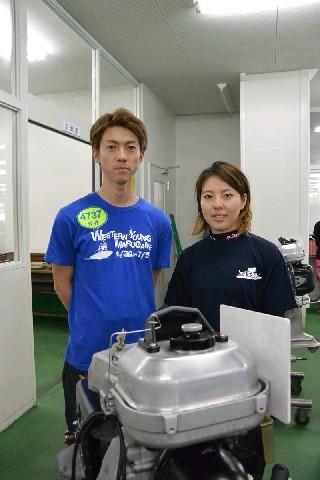 競艇 竹井 奈美 歳の差18歳!竹井奈美選手と桂林寛選手が師弟結婚!福岡支部・ボートレーサー・競艇選手・結婚