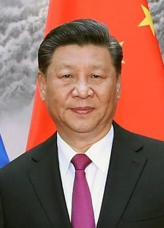中国の習近平国家主席(UPI=共同) 写真|【西日本新聞ニュース】