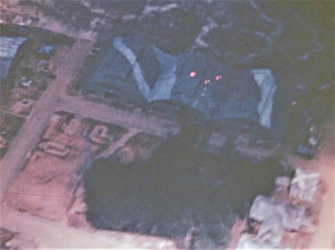 あっという間だった」映像でよみがえる築城基地空襲|【西日本新聞 ...
