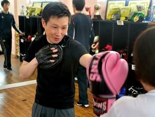 世界知る拳、脂肪KO 福岡市の元プロボクサーが減量指導|【西日本 ...