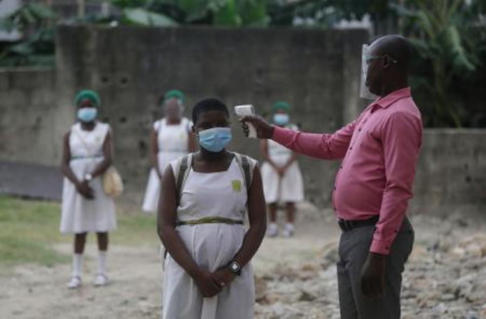 アフリカの感染者100万人に|【西日本新聞ニュース】