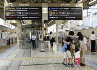 コロナ 新幹線