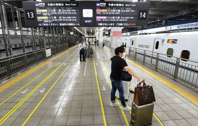 新幹線 乗車 率 今日