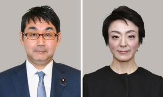 河井前法相夫妻、無罪主張 【西日本新聞ニュース】