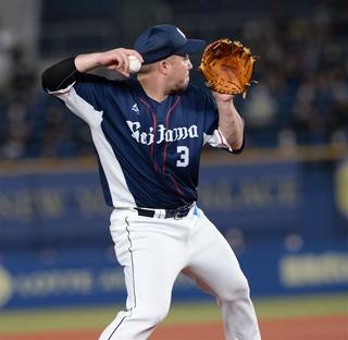 西武山川6年ぶり三塁守備で「お借りしました」|【西日本スポーツ】