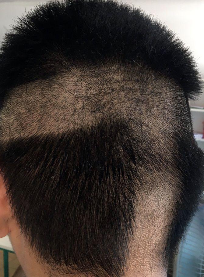 髪型 校則