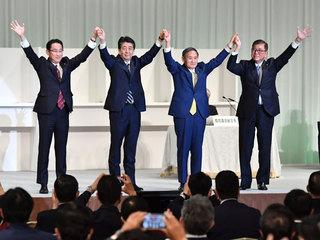 菅氏が九州7県でもトップ 総裁選地方票 石破氏、岸田氏が続く ...