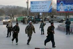 アフガン首都、銃撃戦43人死亡 政府施設襲撃で|【西日本新聞ニュース】