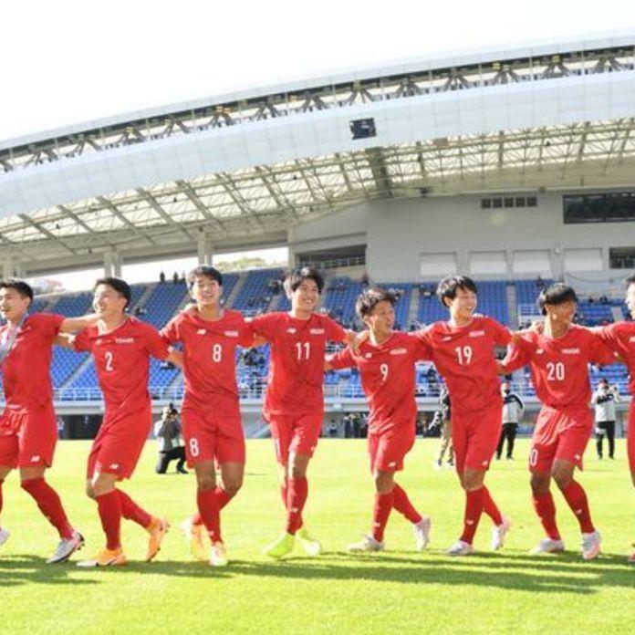 高校サッカー福岡県代表に東福岡、決勝弾の遠藤「日本一を目指している ...
