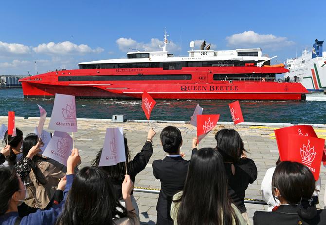 Jr 九州 高速 船