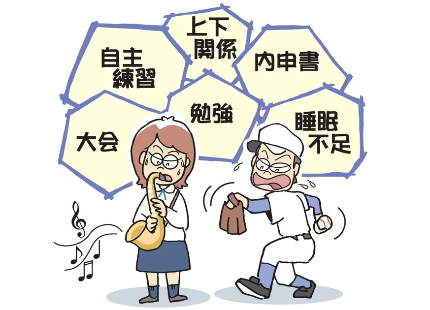 子どもの部活動 やり過ぎ 西日本新聞ニュース
