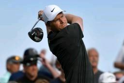 米国 男子 ゴルフ