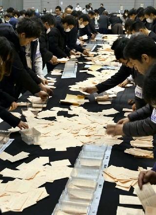 選挙 北九州 市