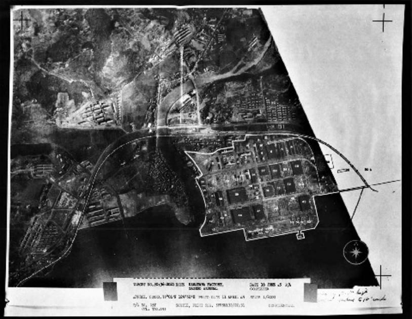 「戦慄を覚える」偶然手にした米機密資料の謎 丸裸にされた戦時中の海軍工廠