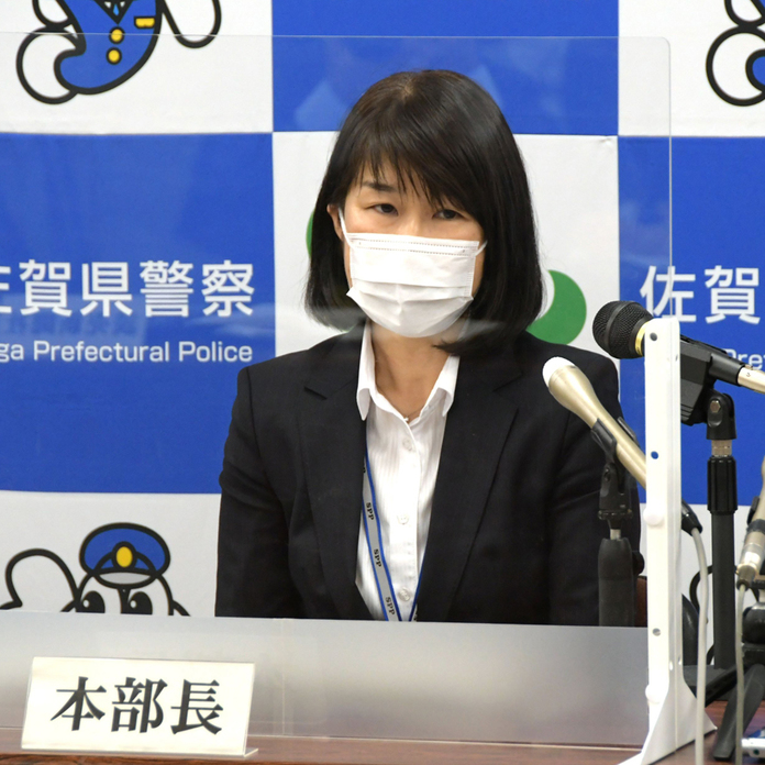 佐賀県警本部長「適切」再主張 「再調査ない」 太宰府女性暴行死 ...