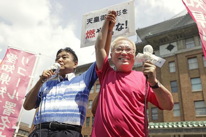 克弥 リコール 高須 高須克弥氏が繰り返す「責任取る」の意味 女性秘書がリコール署名偽造に〝関与〟