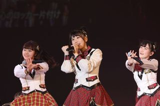 HKT48春のアリーナツアー2018」福岡公演=5月27日、マリンメッセ